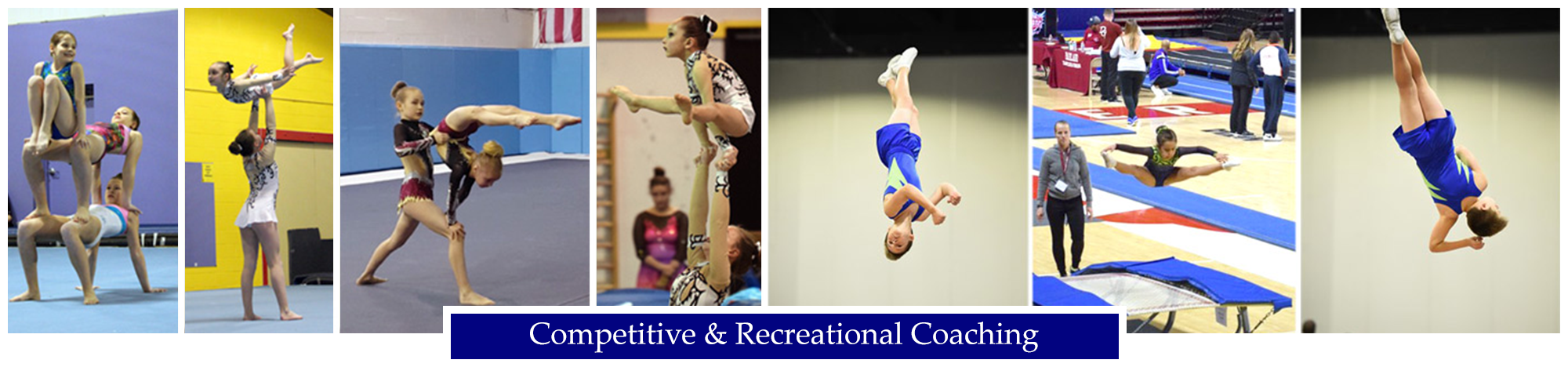 Competitive & Recreational Coaching